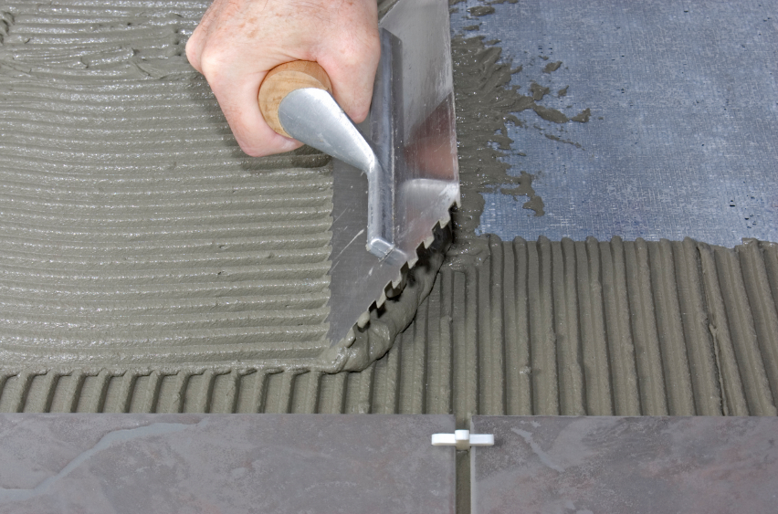 Tile Installer Thin Set Standards Its Verification